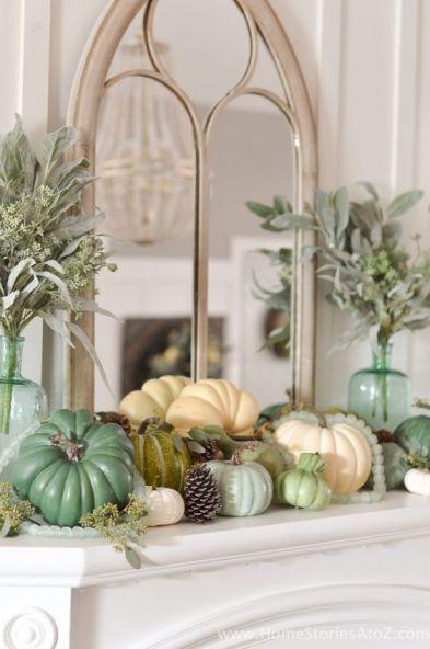 green-pumpkins